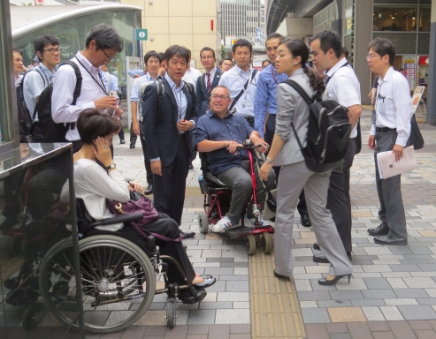 Working with Tokyo 2020